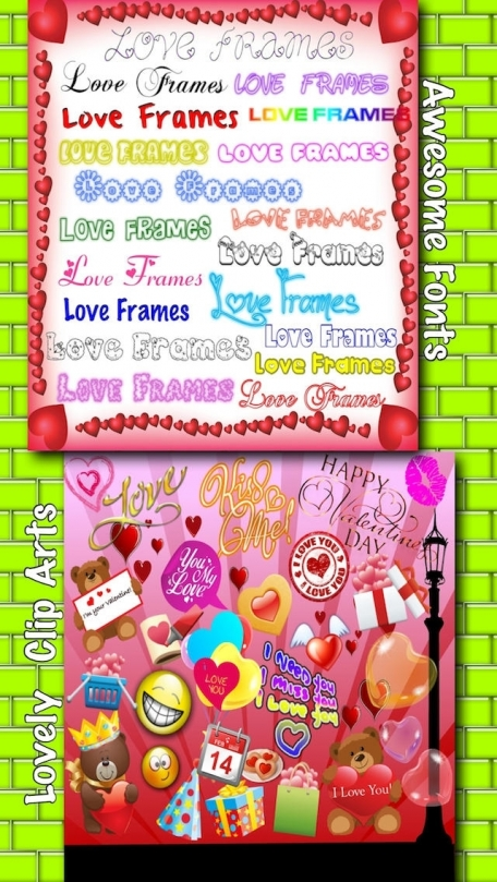 Amazing Love Frames :)