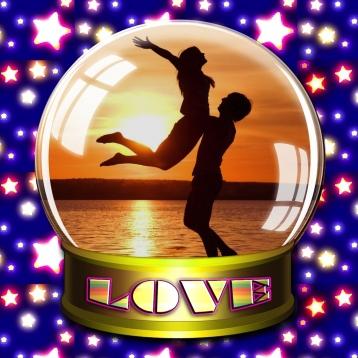Amazing Love Frames Pro