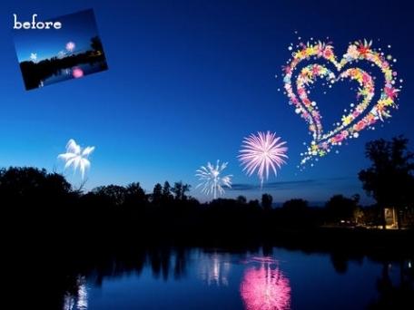 Amazing Love Mask Effects HD