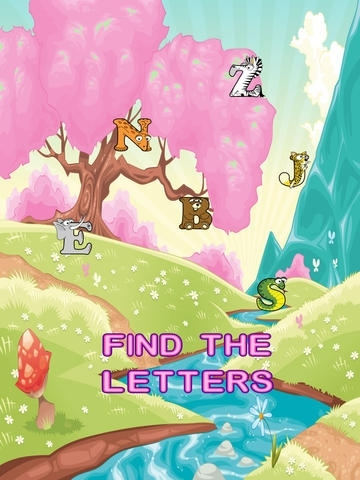 Amazing Pretty Pink Unicorn Magic Letters Attack - Little Fun Alphabet Game Pet for Kids