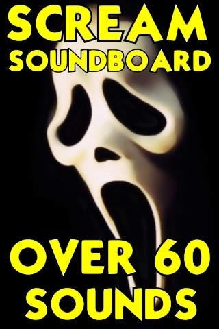 Amazing Scream soundboard pro over 60 sounds
