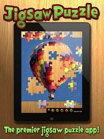 Amazing Smart Jigsaw Game