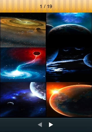 Amazing Space Wallpapers 100+ HD Retina