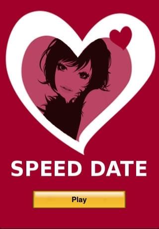 Amazing Speed Date
