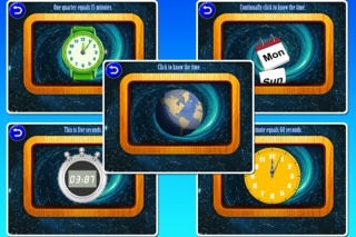 Amazing Time – Telling & Learning Time Games for Kids