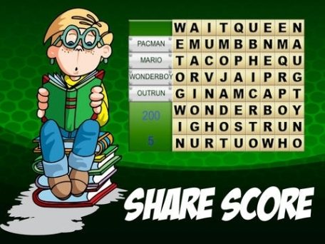 Amazing Words Search Puzzles HD