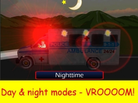 Ambulance To The Rescue!