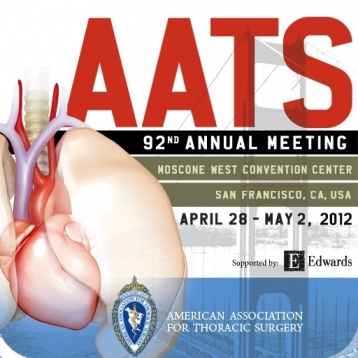 American Association for Thoracic Surgery 2012