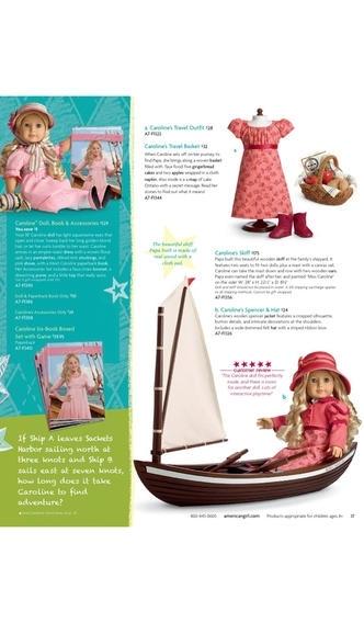 American Girl Catalogue