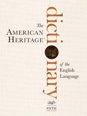 American Heritage Dictionary, Fifth Edition