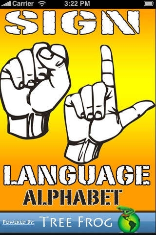 American Sign Langauge (ASL) Alphabet
