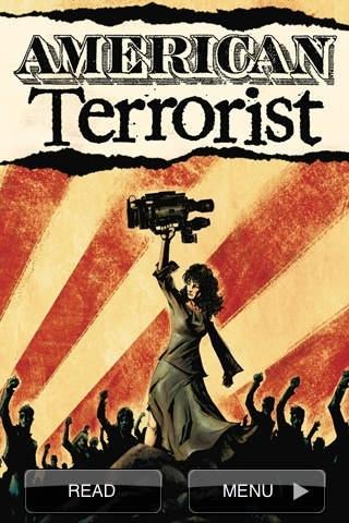 American terrorist Volume 1