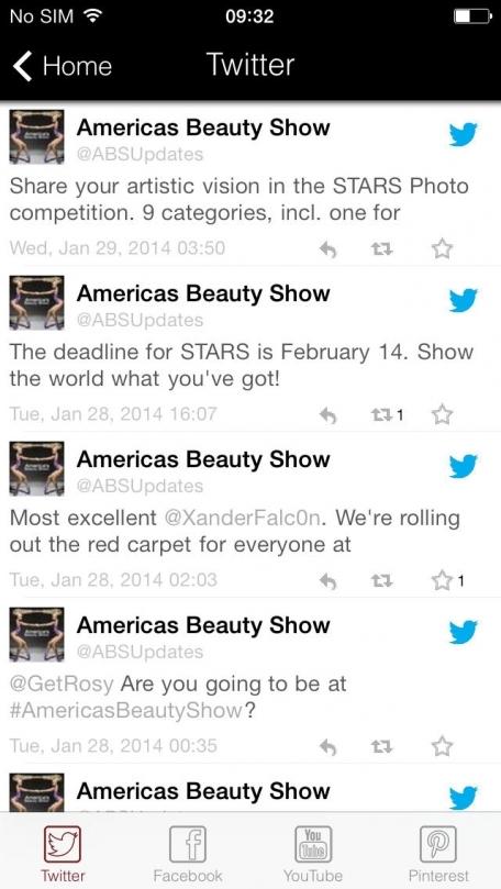 America's Beauty Show