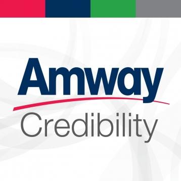 AMWAY™ Credibility