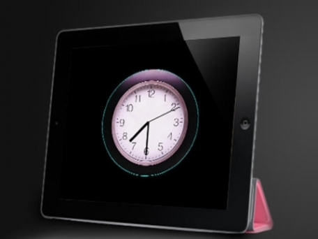 Analog Clock.
