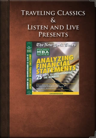 Analyzing FInancial Statements (Audiobook)