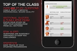 Anatomy In Motion - Complete - Muscle System Flashcards for iPhone and iPod Touch