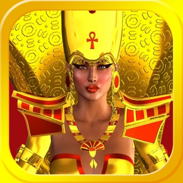 Ancient Slots - Pharaoh\'s Lust Gold Edition