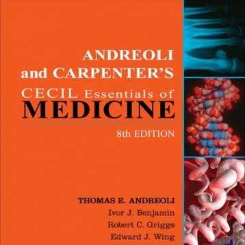 Andreoli and Carpenter's Cecil Essentials of Medicine, 8th ed.