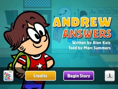 Andrew Answers