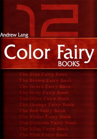 Andrew Lang's 12 Color  Fairy Books