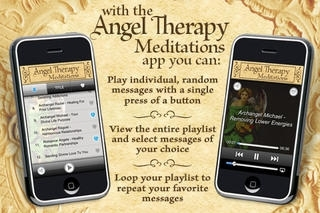 Angel Therapy Meditations - Doreen Virtue, Ph.D.