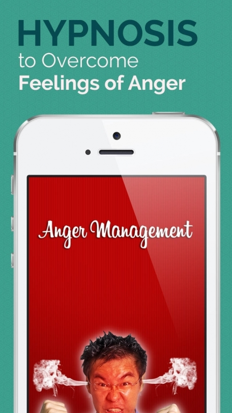 Anger Management Hypnosis - Relieve Tension and Stress and Get Rid of Negative Feelings
