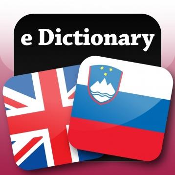 Angleško slovenski slovar / English slovenian dictionary