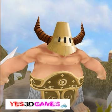 Angry Goliath Endless Runner 3D Dash Jump