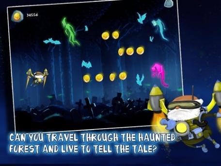 Angry Gran : Ghost Run HD, Free Game