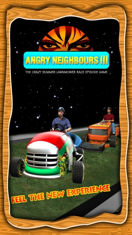 Angry Neighbours 3 - The Crazy Summer Lawnmower Race Episode