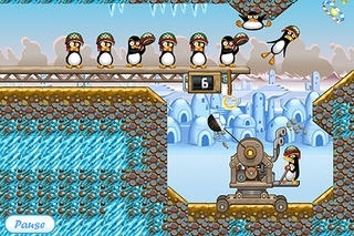 Angry Penguin Catapult