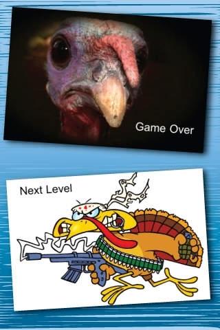 Angry Turkey!