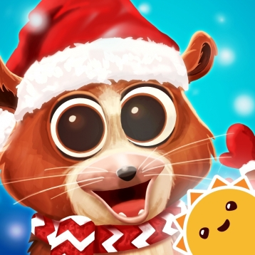 Animal Band ~ Christmas Songs ~ 3D Interactive Music Toy