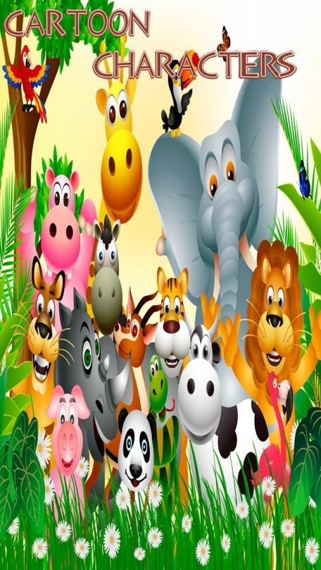 Animal Words - Learn in Temple of Zoo Island