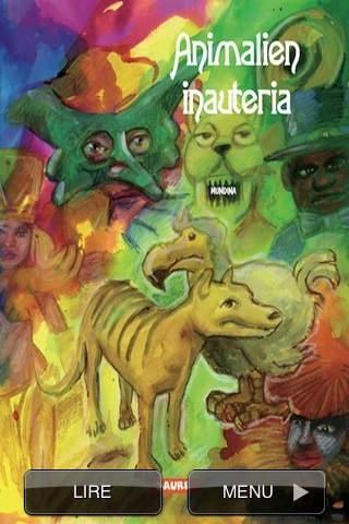 Animalien inauteria Vol.1 - Preview