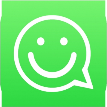 Animated 3D Emoji Stickers for WhatsApp, iMessage, WeChat, Facebook Messenger, Twitter, Kik, LINE, BBM, IM+, iOS7, Viber, Tango, Zoosk, SnapChat, Yahoo Messenger Y!, Google + Hangout, KakaoTalk, Skype and more!