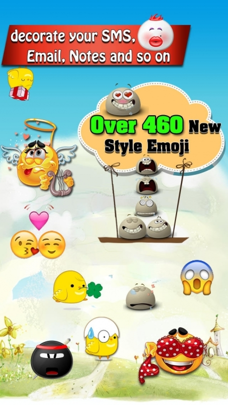 Animated Emoji Keyboard & Emoticon Pop Icons