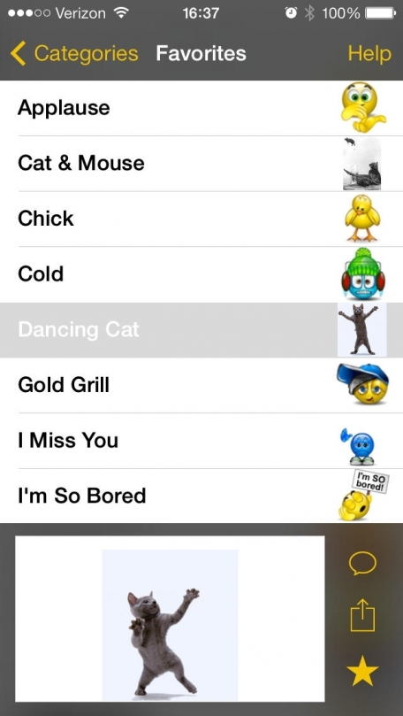 Animated Emoji | Say More in MMS and Email