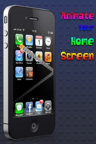 Animated Home Screen