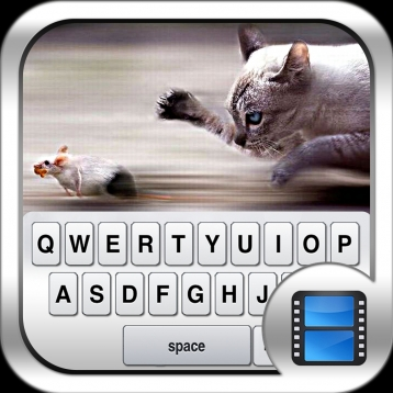 Animated Keyboard
