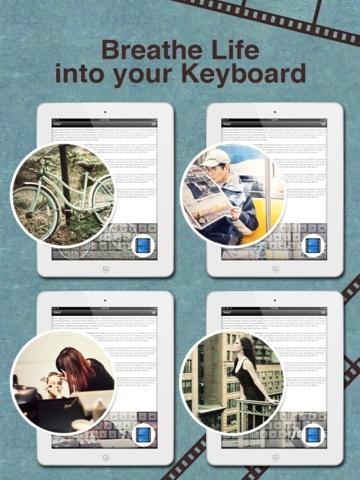 Animated Keyboard