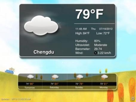 Animation Weather Free