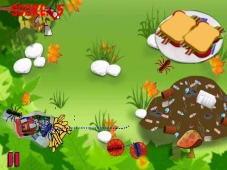 Ant World: Colony Escape HD, Free Game