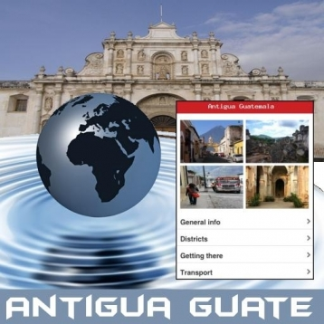 Antigua Guatemala Travel Guides