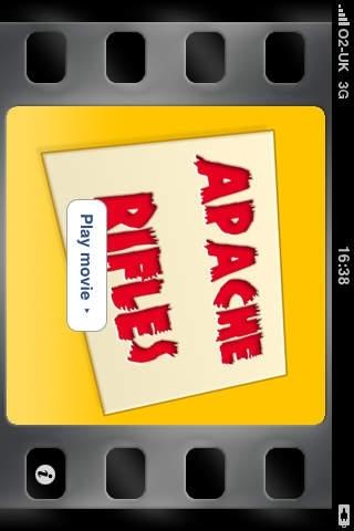 Apache Rifles - Films4Phones