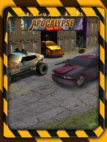 Apocalypse Clash City 2 : A Cyberpunk Clan War Death Race 3D - Gold Edition