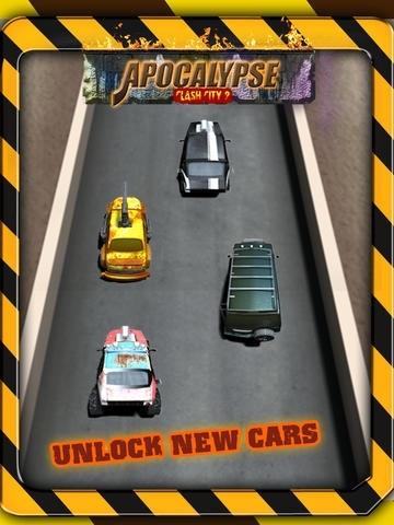 Apocalypse Clash City 2 : A Cyberpunk Clan War Death Race 3D