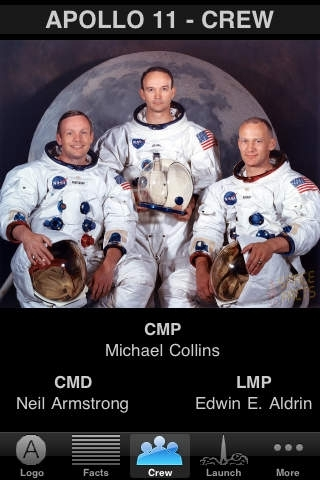 Apollo 11 Mission App