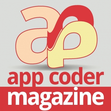 App Coder Magazine - The ultimate magazine for app developers